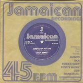 Leroy Smart - Wreck Up My Life / version (Jamaican Recordings) UK 7""